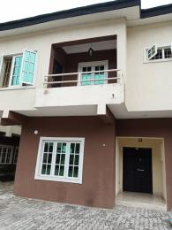 5 bedroom Semi Detached Duplex House for rent Lekki gardens estate phase 4 Lekki Gardens estate Ajah Lagos