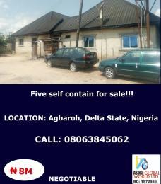 House for sale Agbaroh Delta state Nigeria Okpe Delta