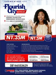 Serviced Residential Land Land for sale Yenegoa Bayelsa
