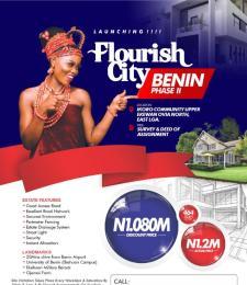 Residential Land for sale Flourish City Benin Phase Ii Central Edo