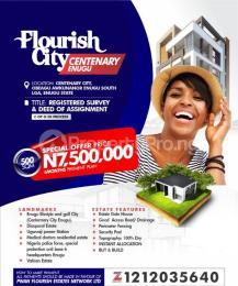 Residential Land for sale  Enugu Enugu