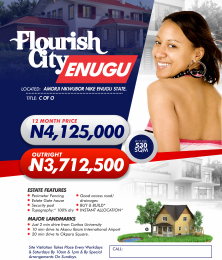 Residential Land for sale Just 2 Min Drive From Caritas University Eee I 7 Ln @ 10 Min Drive To Akanu Ibiam International Airport Oo Te Ees | @ 20 Min Drive To Okpara Square. Site Visitation Takes Place Every Workdays Call: & Saturdays By 10am & Ipm & By Special Enugu Enugu