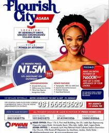 Serviced Residential Land for sale Asaba Delta