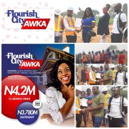Mixed   Use Land Land for sale Flourish City Awka,along Awka-Enugwu Agidi Rd Awka North Anambra