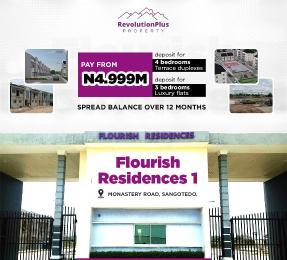 3 bedroom Flat / Apartment for sale Monastery Road,behind shoprite Sangotedo Ajah Lagos