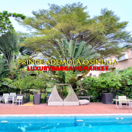 3 bedroom Massionette House for rent CENTRAL IKOYI Old Ikoyi Ikoyi Lagos