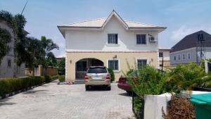 Detached Duplex House for sale Lekki County Homes Estate, Ikota, lekki Ikota Lekki Lagos