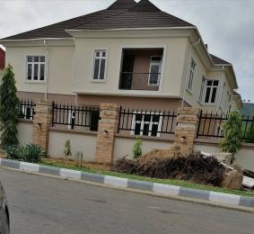 8 bedroom Semi Detached Duplex House for rent Located at Maitama district fct Abuja for sale  Maitama Abuja