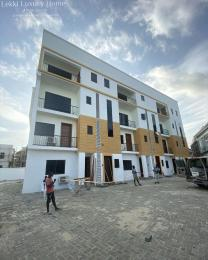 4 bedroom Terraced Duplex House for rent Orchid, very close to the express chevron Lekki Lagos