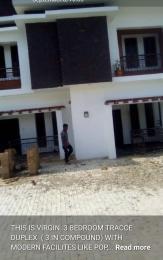 3 bedroom Terraced Duplex House for rent Fidelity Estate Gra/okpara Avenue Enugu Enugu