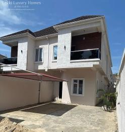 4 bedroom Semi Detached Duplex House for rent Conservation road chevron Lekki Lagos