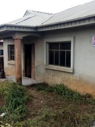 2 bedroom Detached Bungalow House for sale Arapaja road Odo Ona kekere off new garage along top one garden po do Ibadan  Ibadan Oyo