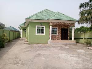 Detached Bungalow House for sale Olive garden abijo ajah Abijo Ajah Lagos