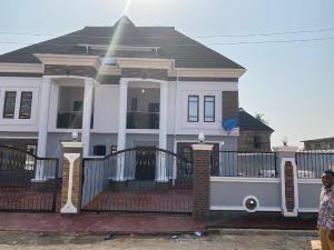 Semi Detached Duplex House for sale Nureni Yusuf estate Kola-Ijaiye.. Alagbado Abule Egba Lagos