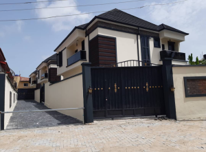 Detached Duplex House for sale Thomas Estate Ajah Thomas estate Ajah Lagos