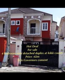 4 bedroom Detached Duplex for sale Lekki County Lekki Phase 1 Lekki Lagos
