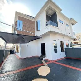 4 bedroom Semi Detached Duplex House for sale By second toll gate chevron Lekki Lagos
