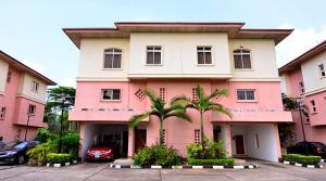 4 bedroom Terraced Duplex for sale Living Gold Estate Banana Island Ikoyi Lagos