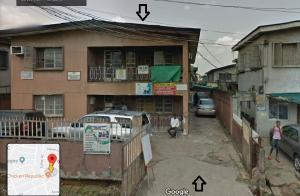 Blocks of Flats House for sale Association Avenue, off Obanikoro bus stop, Ilupeju Ilupeju Lagos