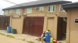 Semi Detached Duplex House for sale BECKLEY ESTATE ABULE EGBA. Abule Egba Abule Egba Lagos