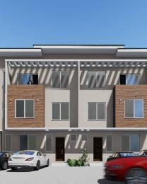 4 bedroom Terraced Duplex House for sale Regina Olaore Drive, off Olaleke Taiwo Street, Ojodu Morgan estate Ojodu Lagos