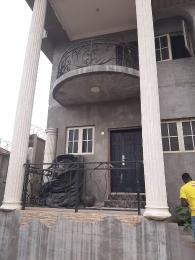 4 bedroom Terraced Duplex House for sale Harmony Estate  Ogba Industrial Ogba Lagos