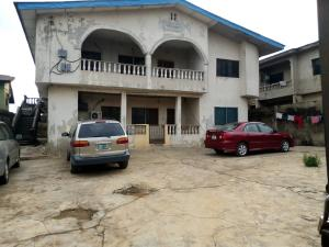 Blocks of Flats House for sale Obawole Ogba Iju Lagos