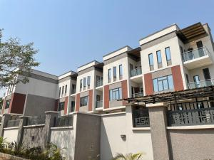 5 bedroom Terraced Duplex House for sale Located at Jabi district fct Abuja for sale  Jabi Abuja