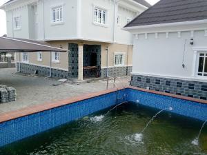 5 bedroom Detached Duplex for sale Main Gwarinpa Gwarinpa Abuja