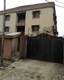 Blocks of Flats House for sale OBINNA UZOH CLOSE CANAL ESTATE OKOTA  Okota Lagos