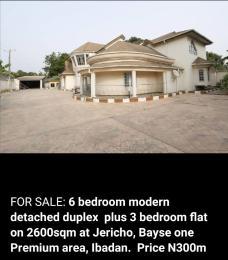 Detached Duplex for sale Jericho Ibadan Oyo