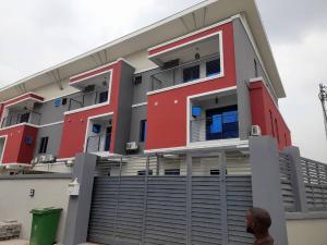 4 bedroom Semi Detached Duplex for sale Millenuim/UPS Gbagada Lagos