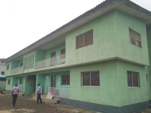 Blocks of Flats House for sale By Prince Bus Stop, Ijegun-Ikotun Road, Ijegun, Lagos.  Ijegun Ikotun/Igando Lagos