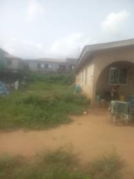 House for sale Olayemi bakery bus stop by tarred road Ayobo Ipaja Lagos