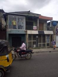House for sale CINEMA BUS STOP, COLLEGE ROAD, OGBA. Ogba Lagos