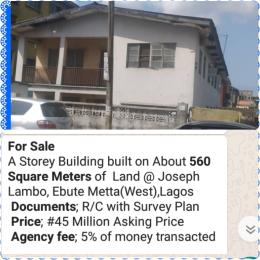 2 bedroom Blocks of Flats House for sale Apapa road Apapa Lagos