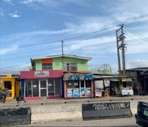 Blocks of Flats House for sale yaya ibatan, ogba ikeja lagos Ogba Lagos