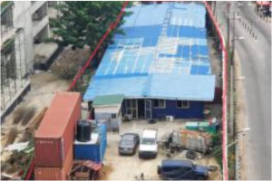 Commercial Land Land for sale Corner piece on Parkview and Gerard Road   Gerard road Ikoyi Lagos