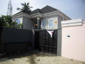 Detached Duplex House for sale Gowon Estate In Ipaja Lagos Gowon Estate Ipaja Lagos