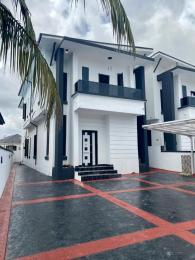 5 bedroom Detached Duplex for sale Before Abraham Adesanya Traffic Light Abraham adesanya estate Ajah Lagos