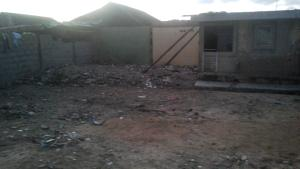 Land for sale Off Modupe round-about  Oke-Ira Ogba Lagos