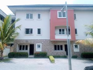 Terraced Duplex House for sale Osapa london Lekki Lagos