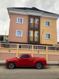 Blocks of Flats House for sale Iporin Alaka off Surulere. Alaka/Iponri Surulere Lagos