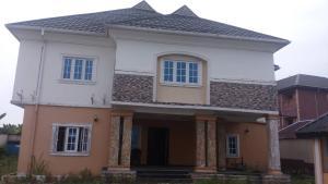 5 bedroom Detached Duplex House for sale RUMUOSI  Port Harcourt Rivers