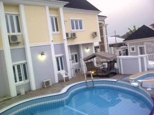 6 bedroom Detached Duplex House for sale Farm Road Estate  Eliozu Port Harcourt Rivers