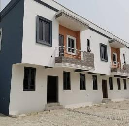 Terraced Duplex House for shortlet Orchid road Lekki Lagos