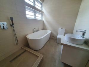 Semi Detached Duplex House for sale Adeniyi Jones Ikeja Lagos