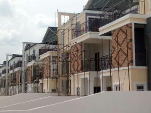 4 bedroom Semi Detached Duplex for sale Harmony Estate Nigerian Airforce Port-harcourt/Aba Expressway Port Harcourt Rivers