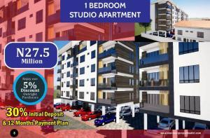 1 bedroom Studio Apartment for sale Mijl Residences Ikate Lekki Lagos
