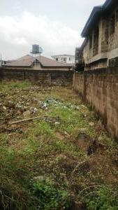 Land for sale haruna Ajayi road Ogba Lagos